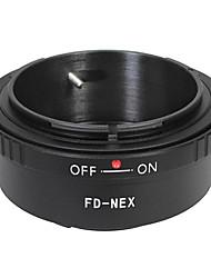 emolux fd-Objektiv für Sony NEX-5 NEX-3 NEX-VG10 nex-c3 e Adapter montieren