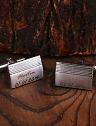 Недорогие -Жених Дружка Запонки и булавки для галстука Свадьба День рождения