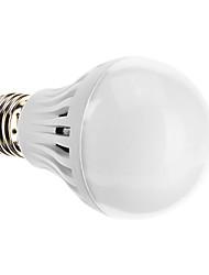 E26/E27 LED Globe Bulbs 20 SMD 2835 780 lm Warm White 3000 K AC 220-240 V
