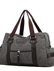 Men Bags All Seasons Canvas Travel Bag for Casual Gray Olive Brown Cream Khaki