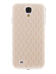 billige -Etui Til Samsung Galaxy Samsung Galaxy Etui Mønster Bakdeksel Geometrisk mønster PC til S4