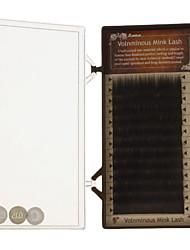 Fechar Plantio menores Cílios 12 milímetros