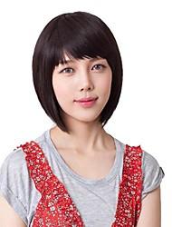donne bob pieno botto breve al calore fibra resistente a basso costo partito cosplay parrucca di capelli
