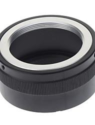 tubo de adaptador / extensão lente de câmera digital fotga® m42-nex