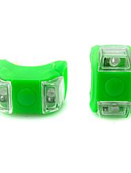 Luci bici / Luce posteriore per bici LED Ciclismo Impermeabili batterie Lumens Batteria Ciclismo-Luci