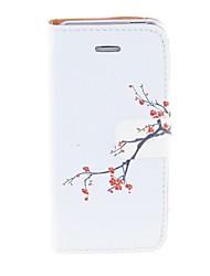 preiswerte -Für iPhone X iPhone 8 iPhone 8 Plus iPhone 5 Hülle Hüllen Cover mit Halterung Flipbare Hülle Muster Handyhülle für das ganze Handy Hülle