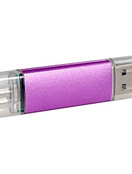 cheap -32GB usb flash drive usb disk USB 2.0 Micro USB Metal Shell OTG Support (Micro USB)