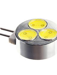 G4 Faretti LED 1 leds 200lm Luce fredda 5500-6500 DC 12