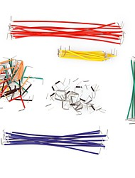 cheap -140 Pieces Jumper Wires with Different Colors