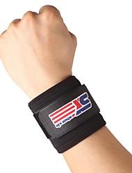 Esportes clássico Elastic elástico pulso Joint Brace Suporte Enrole Band - Tamanho livre