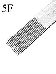 Недорогие -50pcs/box 15F татуировки стерилизовать иглы