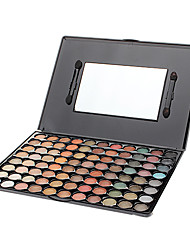 cheap -Make-up For You 88pcs Eye Shadow Powder Smokey Makeup / Party Makeup