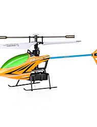 Недорогие -Сыма F3 4ch 2.4G одним лезвием вертолет с гироскопом