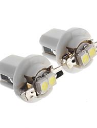 abordables -2pcs T5 Automatique Ampoules électriques LED Éclairage intérieur For Universel