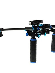 yelangu® caméra rig libération rapide support à l'épaule de la plaque pour appareil photo numérique