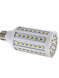 LED-kolbepærer T 86 leds SMD 5050 Kold hvid 1032lm 6000-6500K Vekselstrøm 220-240V