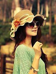 Woman Summer Fashion Beach Hat