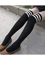 Women Thin Stockings , Cotton Blends