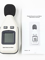 GM1351 Digital Sound Level Meter Large LCD Screen