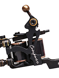 cheap -Compass Coil Tattoo Machine Liner with 5-10 V Cast Iron Professional / High quality, formaldehyde free