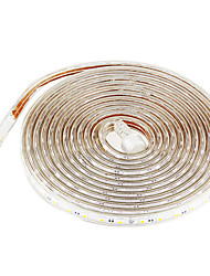 cheap -24W Warm White LED Strip with 300 Lights, 5 Meters