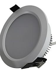 9W 18x5630SMD 810LM Branco 6000K LED luzes de teto