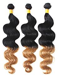 povoljno -Wavy Klasika Tijelo Wave Isprepliće ljudske kose Visoka kvaliteta Dnevno Dnevno