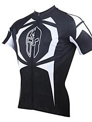 ILPALADINO Muškarci Kratkih rukava Biciklistička majica Crtani film Životinja Bicikl Biciklistička majica, Quick dry, Ultraviolet