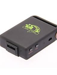 billiga -GPS / GSM / GPRS mini tracker läge för bil / spårningsenhet / med SD-kortplats