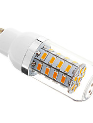 5W GU10 LED Corn Lights 36 leds SMD 5730 Dimmable Warm White 350-400lm 2700-3500K AC 220-240V