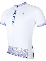 povoljno -ILPALADINO Muškarci Kratkih rukava Biciklistička majica Bicikl Biciklistička majica, Quick dry, Ultraviolet Resistant, Prozračnost