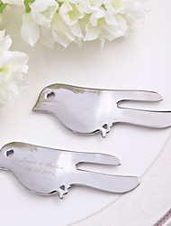cheap -Wedding Anniversary Engagement Party Bridal Shower Birthday Party Bachelor's Party Baby Shower Stainless Steel Bookmarks & Letter Openers