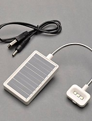 3-LED multifunzione Solar Light emergenza Light Reading Lamp Yable