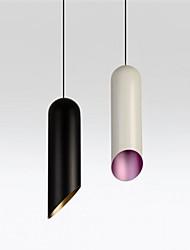Pendant Light ,  Modern/Contemporary Painting Feature for Mini Style Metal Living Room Bedroom Dining Room Entry Hallway