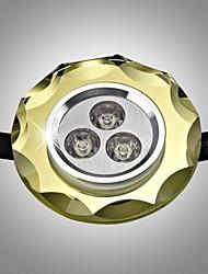 Недорогие -maishang® привело потолочные светильники, свет 3, современные художественные нержавеющей стали обшивки MS-86304