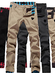 Casual Arrivo / Polka Dots Motivo Pantaloni casuali degli uomini Sameul