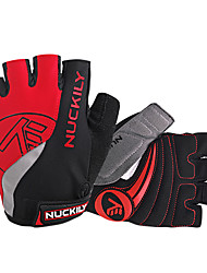 cheap -Nuckily Sports Gloves Bike Gloves / Cycling Gloves Reflective Anatomic Design Wearable Breathable Wearproof Limits Bacteria Protective