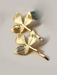 cheap -The New Leaves Retro Small Hairpin