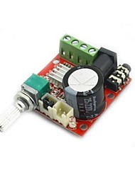 cheap -Mini Digital Audio Amplifier 10W+10W / 2 Channel AMP/ DIY Module Class D HIFI 2.0 (DC12V)