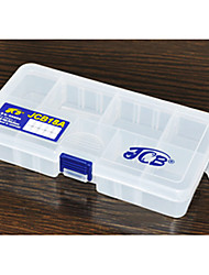 Недорогие -JCB19A трехслойный Приманка Box снасти Box (18.6 * 10.3 * 3.4cm)