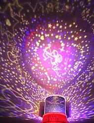 abordables -Cupido bricolaje galaxia romántica luz de cielo estrellado la noche del proyector para celebrar la fiesta de Navidad
