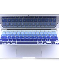 "cheap -Coosbo® Colorful Silicone Keyboard Cover Skin for 11.6"",13.3"" ,15.4"",17"" Macbook Air Pro Retina"