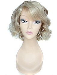 Kvinder Syntetiske parykker Krøllet Blond Kostumeparyk
