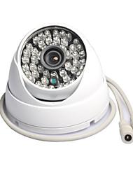 vanxse cctv 900tvl cmos ir-cut giorno / notte hd 48IR Led di sicurezza della cupola interna della fotocamera fotocamera 3,6 millimetri surveillamce