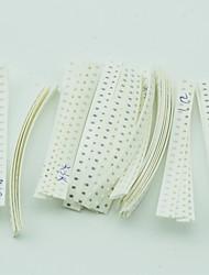 Недорогие -0603 SMD конденсаторов 1pf-10UF 720 шт