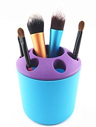 cheap -Multi-color Makeup Brush Pot Display Stand Cosmetic Storage(Random Color)