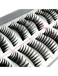 abordables -Cil Dense Naturel Maquillage Quotidien Longs Naturels Accessoires de Maquillage Haute qualité Quotidien