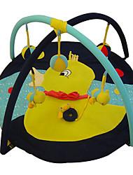 Недорогие -мягкая ползком играть мат желтая утка ковер для детей