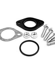 125cc sujeira motor da bicicleta pit enseada junta isolador colector para mikuni carb vm22 klx110 ssr120
