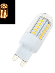 G9 LED Corn Lights T 42 leds SMD 2835 Warm White 360lm 2800-3200K AC 220-240V